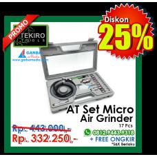 At Set Micro Air Grinder