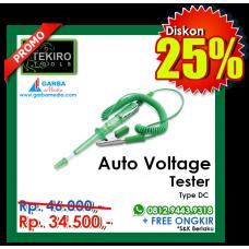 Auto Voltage Tester  Tekiro