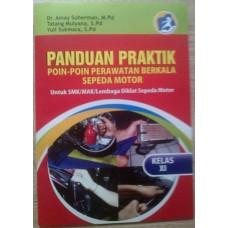 Buku Modul Panduan Praktek Sistem Perawatan Berkala untuk SMK/MAK Kelas XI