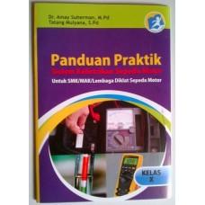 Buku Modul Panduan Praktek Sistem Kelistrikan untuk SMK/MAK Kelas X
