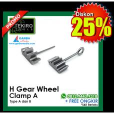 H Gear Wheel Clamp A