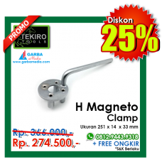 H Magneto Clamp