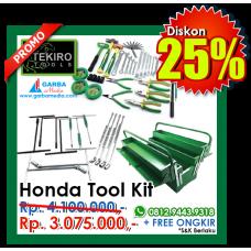 Honda Tool Kit 50 Pcs
