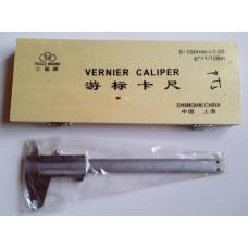 Jangka Sorong 6 inchi Standar (0,05 mm)/Sigmat - Tricle Brand