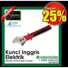 Kunci Inggris Elektrik Tekiro