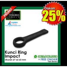 Kunci Ring Impact Satuan MERK TEKIRO