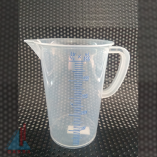 Gelas ukur 500ml untuk Oli Shockbreaker/Suspensi Depan/Radiator