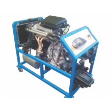 ENGINE TRAINER K3 / AVANZA VVT-I WITH AUTOMETICH TRANSMISION + SCANNER GTS TOYOTA