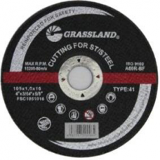 Glassland Cutting Wheel For Stainless