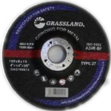 Grassland Grinding Wheel For Metal