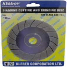 "Diamond Potong Kaca Kleber 4"""