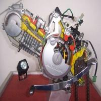 Simulator Cutting Engine tipe Bebek (Revo 110)/ Alat Peraga Pembelajaran Otomotif TSM
